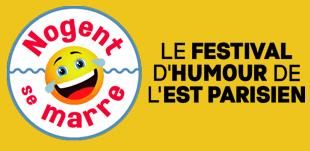 Logo Nogent se marre Festival d'humour de l'est parisien